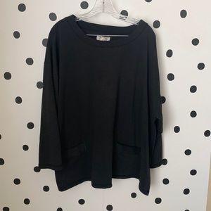 🔥30%OFF🔥Venezia black pullover size 26/28